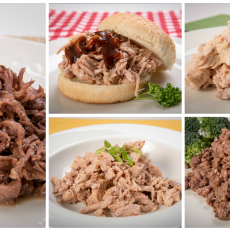 Canned Meat Products
